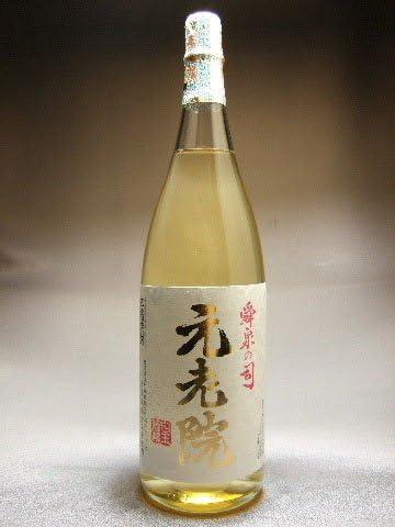 元老院 魔王姉妹品 1800ml 芋 麦焼酎ブレンド 25度 白玉醸造合名会社