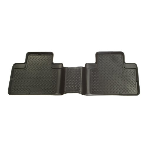 Husky Liners 2nd Seat Floor Liner Fits 04-15 Titan King Cab Pickup
