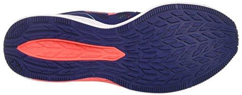 Mizuno Femmes De Wos Vague Sonique Chaussures De Course Multicolores (turquoise / Bluedepths / Fierycoral 17)