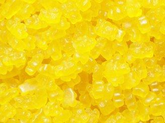 (Mango Gummi Gummy Bears Candy 1 Pound Bag)