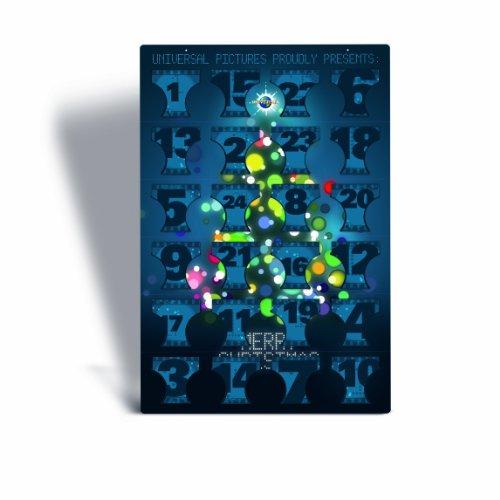 Coole Weihnachtskalender.Dvd Adventskalender Limited Edition 24 Dvds Amazon De James