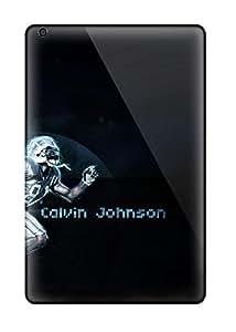 Durable Protector Case Cover With Calvin Johnson Hot Design For Ipad Mini