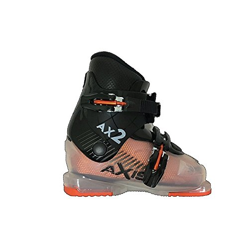 - Kids' AX-2 Ski Boots - 19.5 - ORANGE