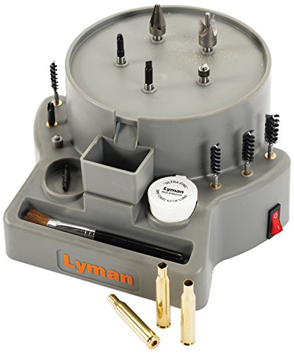 Station Manual Master - Lyman 6702203 Case Prep Xpress 115V 7810220
