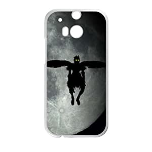Death Note HTC One M8 Cell Phone Case White gift zhm004-9246266