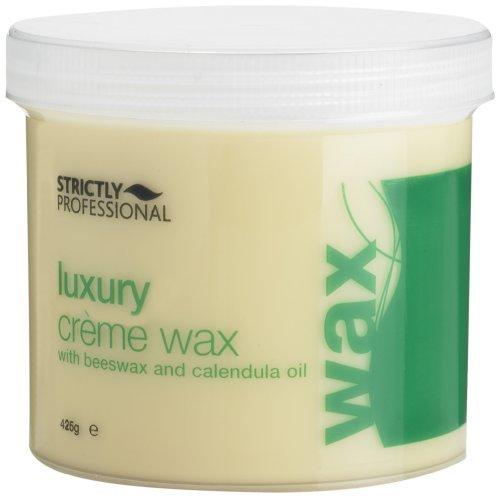 Strictly Professional 425g Luxury Warm Wax with Beeswax and Calendula Oil by Strictly Professional