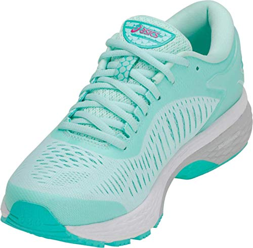 ASICS Gel-Kayano 25 Women's Running Shoe, ICY Morning/Seaglass, 5.5 M US by ASICS (Image #3)