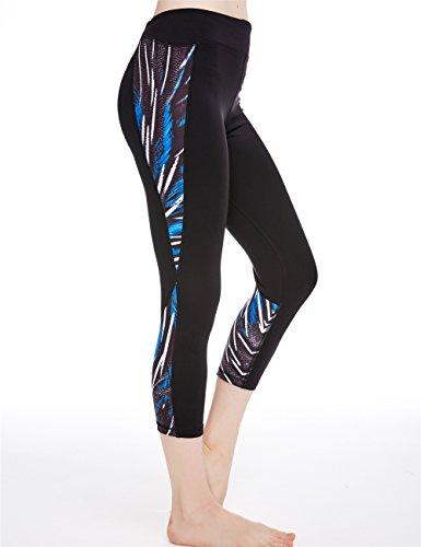 icyZone Athletic Leggings Workout Clothes