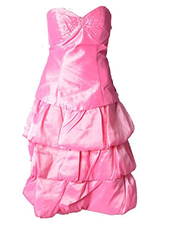 JORA COLLECTION - Vestido - Paseo - Sin mangas - para mujer Rosa rosa 34