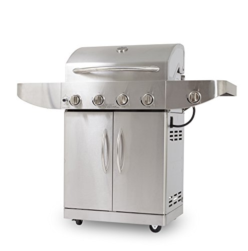 Pit Boss Grills 75204 Pb4grt Lp Gas Grill Gas Barbeque
