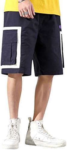 SemiAugust(セミオーガスト)ハーフパンツ メンズ カーゴパンツ カジュアル ショートパンツ ポケット 5分丈 短パン ウェストゴム カーゴ ゆったり 半ズボン ファッション 夏