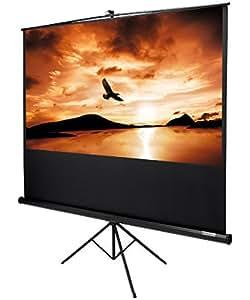 """Lumene ARCADIA 200V 78.7"""" 4:3 Negro pantalla de proyección - Pantalla para proyector (199,9 cm (78.7""""), 4:3, Negro)"""
