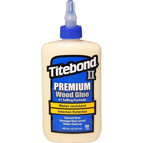 037083050035 - Franklin International 5003 Titebond-2 Premium Wood Glue, 8-Ounce carousel main 0