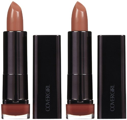 CoverGirl Lip Perfection Lipstick, 255, Delish, 2 Pack