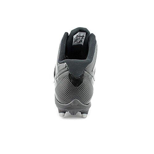 Herre Nike Alfa Pro 3/4 Td Fodbold Klampen Hvid / Sort / Metallisk Sølv Sort / Metallisk Sølv s4682OQ