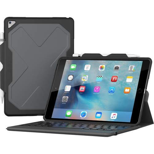人気特価激安 Rugged Messenger Keyboard Messenger Case for iPad Case Pro 10.5
