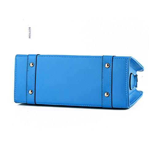 de Púrpura diseñador señoras Bolsos nuevo lujo de mano señoras las de del Bolsos de las wRq6RXC