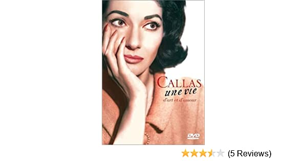 Amazon.com: Maria Callas: Une Vie dArt et dAmour: Maria Callas: Movies & TV