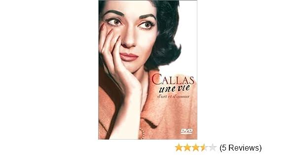 Amazon.com: Maria Callas: Une Vie dArt et dAmour: Maria Callas: Movies & TV