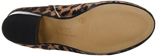 Marron MTNG Stivali Leopard Donna Flash Marrone OggnHXq