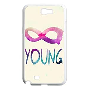 Forever Young Original New Print DIY Phone HTC One M7 ,personalized case cover ygtg590263