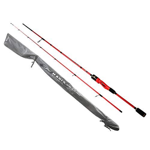 BLISSWILL Fishing Rod Baitcasting Rod Spinning Rod Lightweight Graphite Fish Rod,Carbon,EVA Handle Fishing Poles