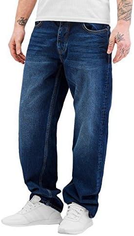 Ecko Unltd Jeans da Uomo Loose Fit in Blu