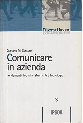 Book Comunicare in azienda