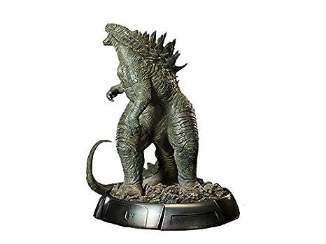 Godzilla statue figurine de film 2014