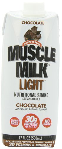 Cytosport Mm Rtd's, Light Chocolate,  12 - 17-Ounces Containers