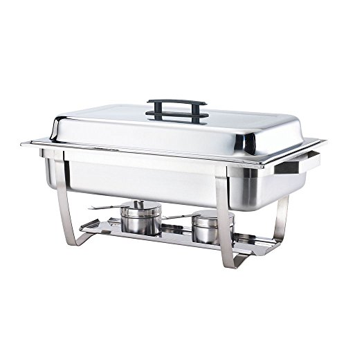 Full Size 8 Qt Chafer Stackable Darling Food Service T433P ()