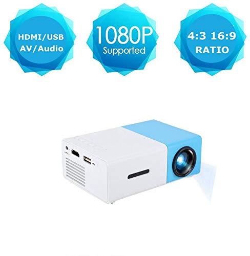 Mini LED HD Projector, fosa Portable...