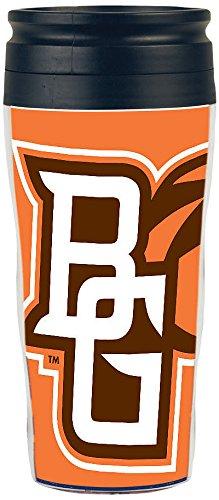 WINAV NCAA Bowling Green Travel Mug Team Color 16 oz