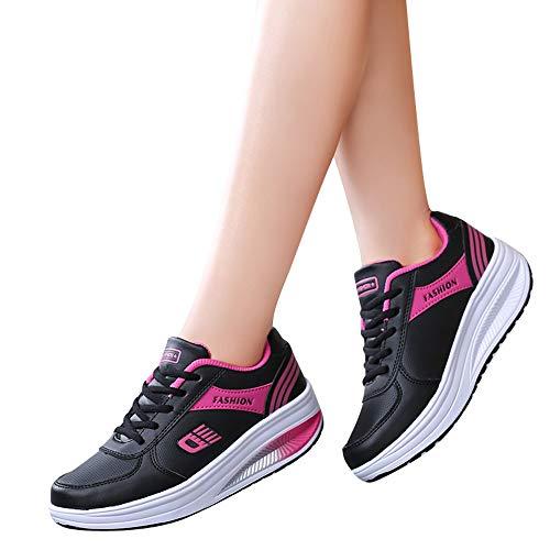 Zapatillas de Oscilación Zapatillas de Deporte para Estudiantes zapatos Quechua Mujer Zapatos Mujer Tommy Hilfiger: Amazon.es: Ropa y accesorios