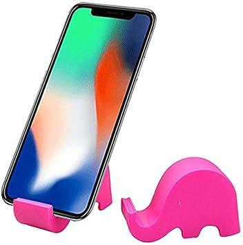 scrox Cute Lovely teléfono celular soporte Mini elefante móvil ...