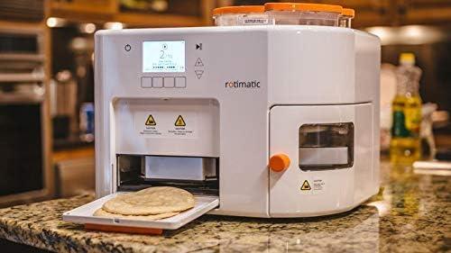 Amazon.com: Máquina robótica para hacer rotis ...