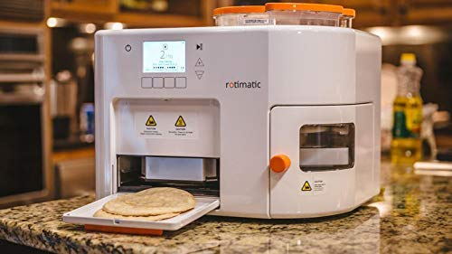 Honest Review of Rotimatic Robotic Roti Maker