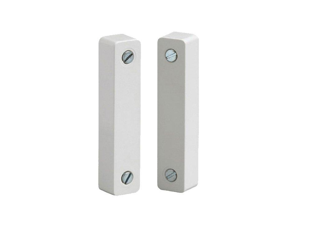 alarm door contact wiring diagram alarm image surface mounted wired intruder alarm door contact white amazon on alarm door contact wiring diagram