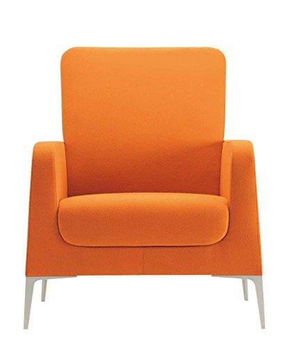 Segis USA Omega Lounge Chair, Sable - Chair Sable