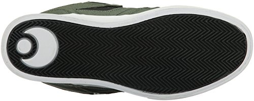Osiris Chaussure NYC83 Vulc Lunar-Eclipse Dark Green/Black JG5b38