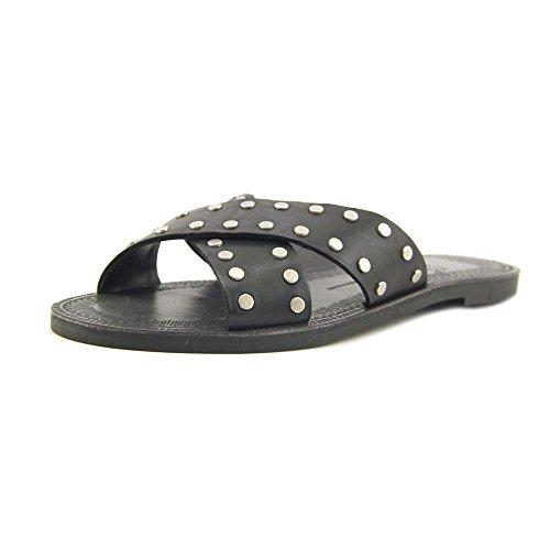 Dolce Vita Kvinnor Casta Glid Sandaler Svart Läder