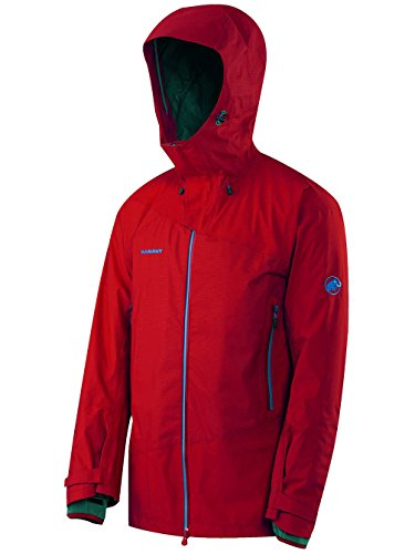 Mammut Men's Verbier Jacket, Inferno, Large