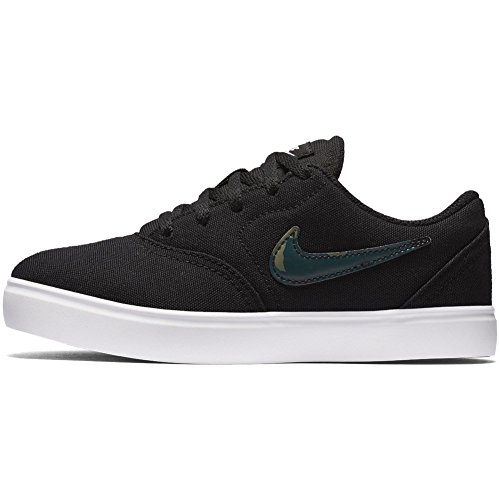 Nike PS 28 Vert SB Vert Chaussures CNVS Check Taille Noir BUrBqw