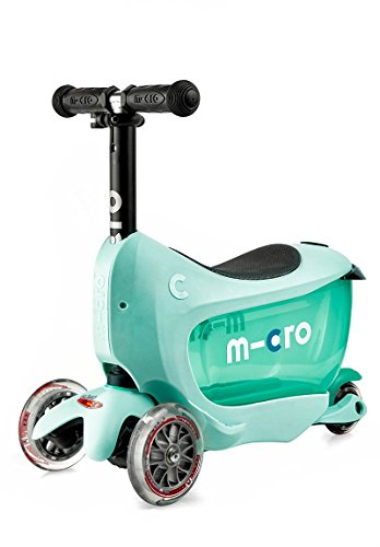 Micro Mini 2-Go Deluxe Scooter (Mint)