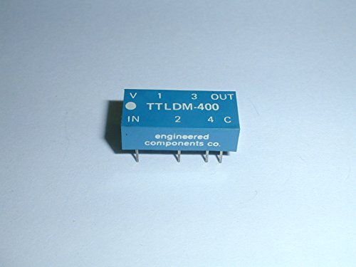 TTLDM-400 Fixed Analog Delay Line Module (1 piece)