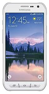 Samsung Galaxy S6 Active G890A 32GB Unlocked GSM 4G LTE Octa-Core Smartphone w/ 16MP Camera - Camo White (Certified Refurbished)