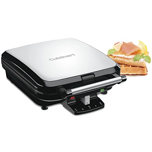 CUISINART WAF-150 4-Slice Belgian Waffle Maker, Stainless for sale  Delivered anywhere in Canada