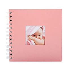 Specifications: This photo album you can use as memory book, baby book, wish book and etc. Also you can make it an unforgettable gift for parents to be, mom or daddy to be. Elegant design and sufficient room, satisfying your needs to keep all...