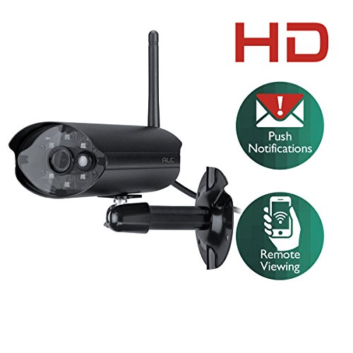 ALC AWF51 720p HD Outdoor Wi-Fi / IP Camera (Black)