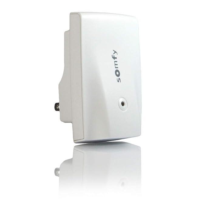 Interfaz de Smartphone/WiFi a tecnología de radio de Somfy MyLink RTS (MPN 1811403): Amazon.es: Jardín